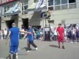 Splash - StreetBall - Phlatline vs. Прайм Райм (2009)
