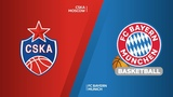 CSKA Moscow - FC Bayern Munich Highlights Turkish Airlines EuroLeague RS Round 19. Евролига. Обзор. ЦСКА - Бавария
