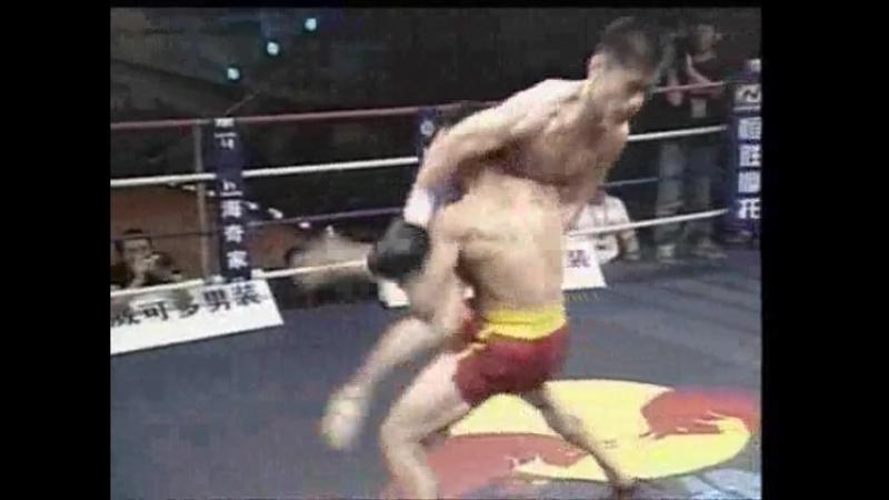Ушу Саньда против японского Кудо (vk.com/sanda42)