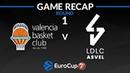 Highlights: Valencia Basket - LDLC Asvel Villeurbanne
