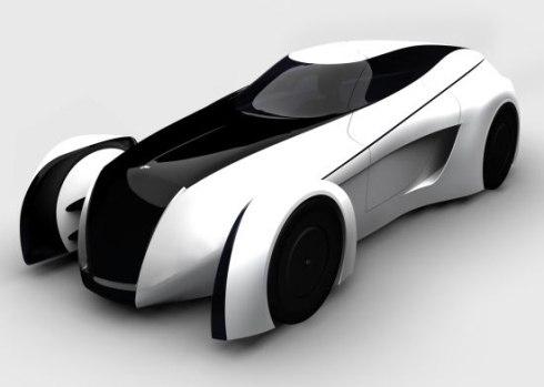 Bentley Aero Ace - экологичный суперкар