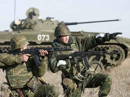 СМИ сообщают о росте числа российских военных на границе с Украиной