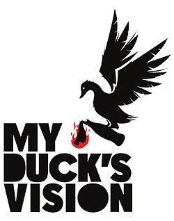 Эволюция логотипа My Duck's Vision