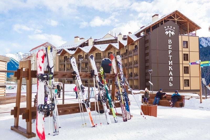 Архыз вошел в первую пятерку наиболее популярных для горнолыжного отдыха курортов в России