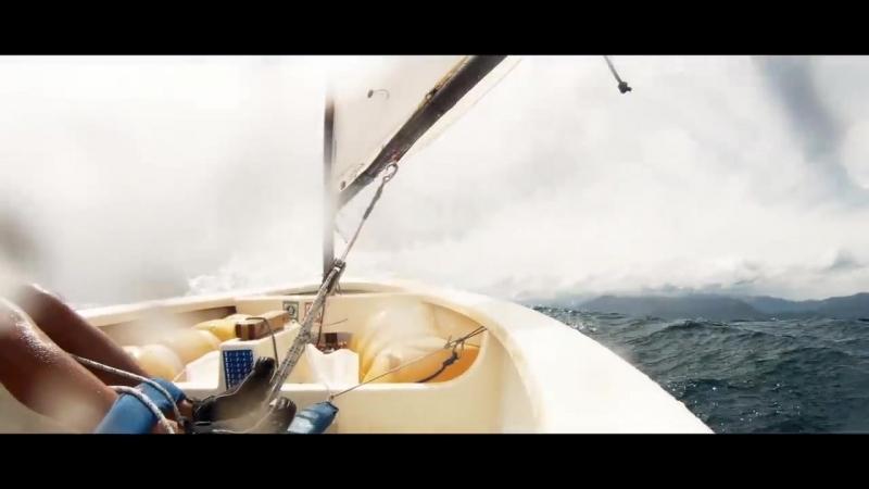 Оптимист в Аргентине - ОКЕАН! Optimist - Yacht Club Bariloche