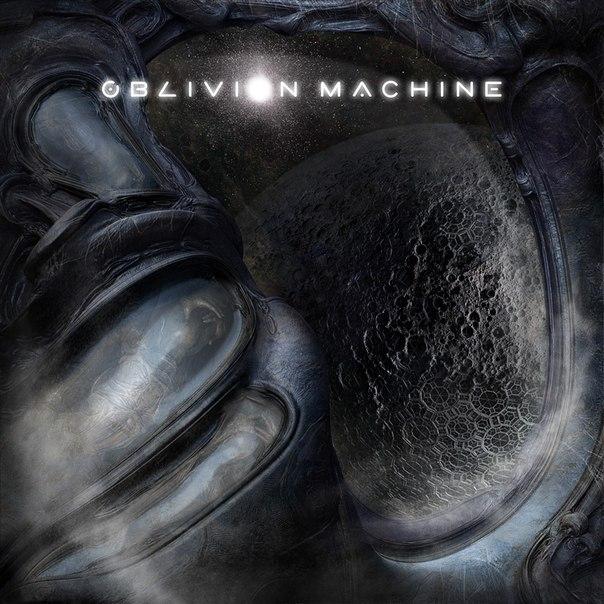 Обложка и трек с нового альбома OBLIVION MACHINE