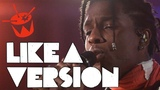 A$AP Rocky covers Otis Redding '(Sittin' On) The Dock Of The Bay' for Like A Version