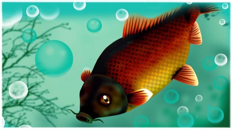 Рибки - Дитячі Пісні - З Любов'ю до Дітей