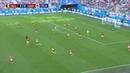 Belgium counter attack against England