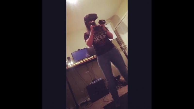 Damn Oculus