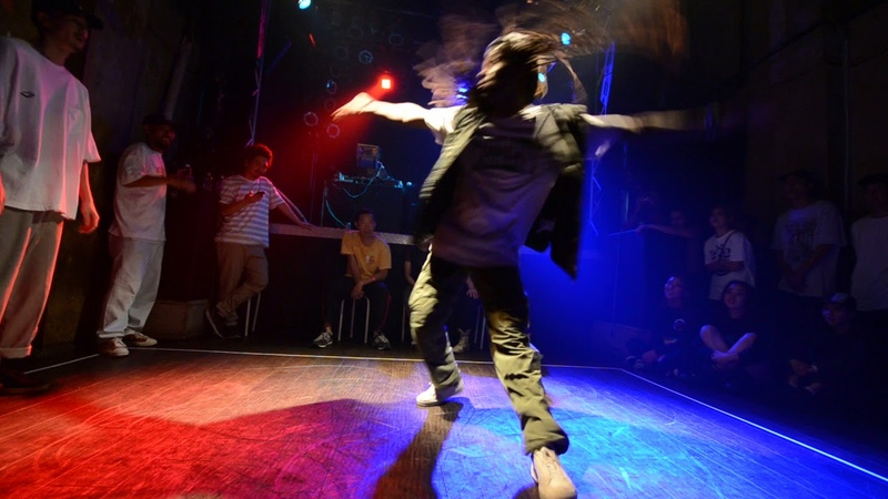 TAA [DONUTS] vs ICEE [Forzesound] Final'18.6/8『THE CROWN 2018』vol.3 MALE   Danceproject.info