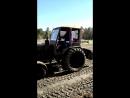 на тракторе да легко