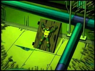 Черепашки ниндзя 4 сезон 5 серия мультфильм для детей, качество HD