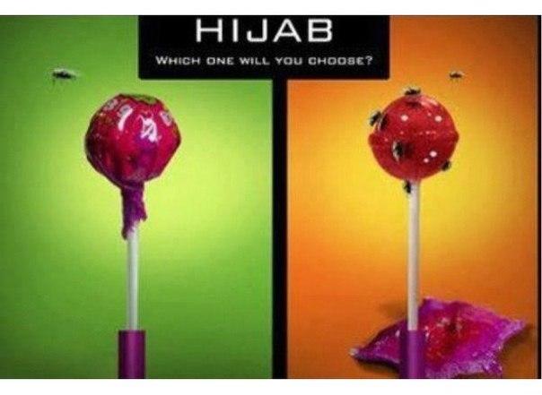 Хиджаб - закон Аллаха и милость для мусульманок
