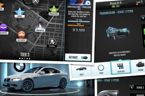 Скачать CSR Racing для android