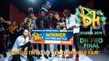 DANCEHALL INTERNATIONAL RUSSIA 2019 1VS1 PRO FINAL - DINGO