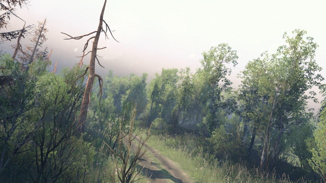 Карта пгт. Куйбышево для 23.10.15 & 8.11.15 для Spintires - Скриншот 2