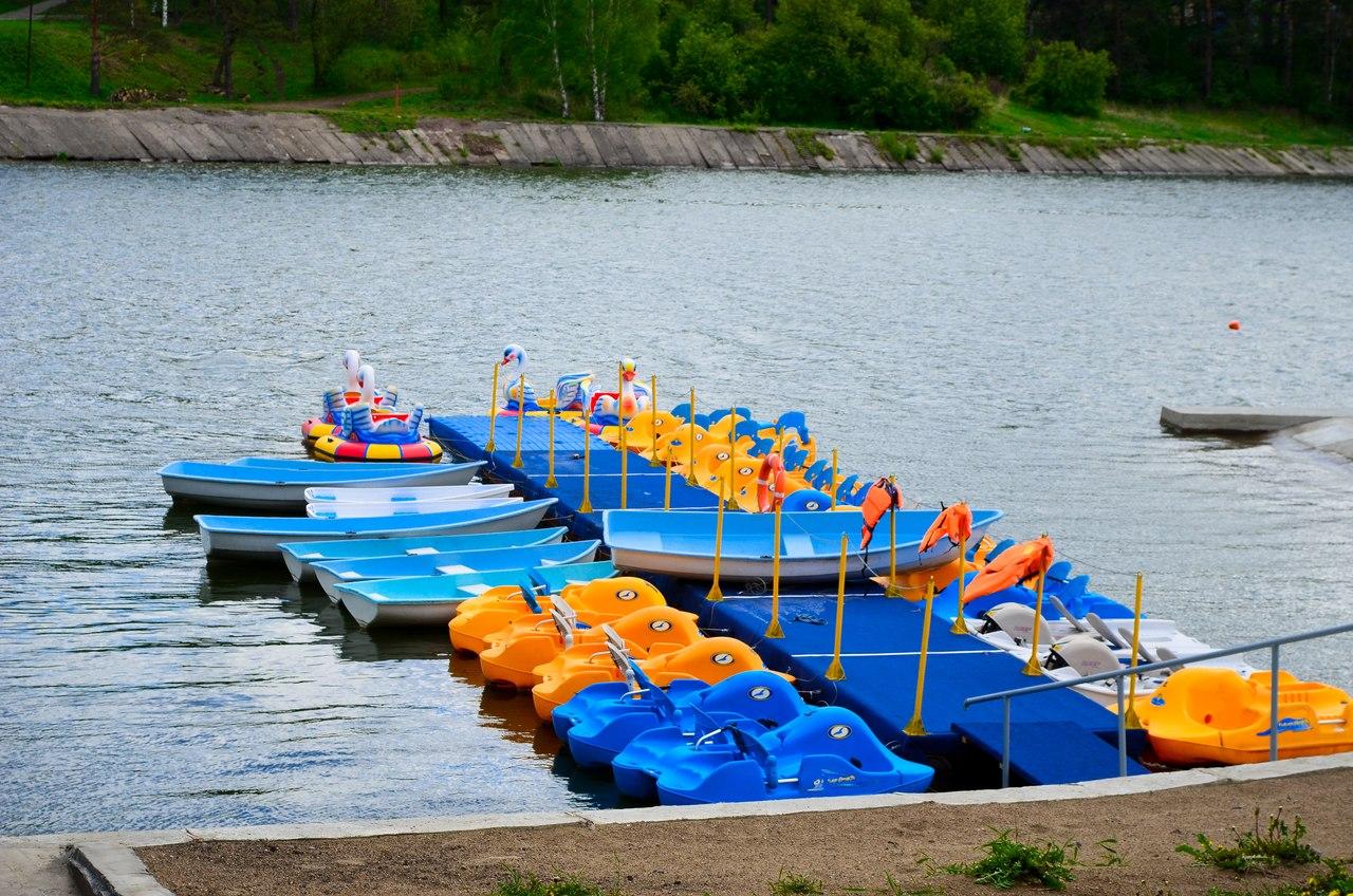 Зенковский парк готов к летнему