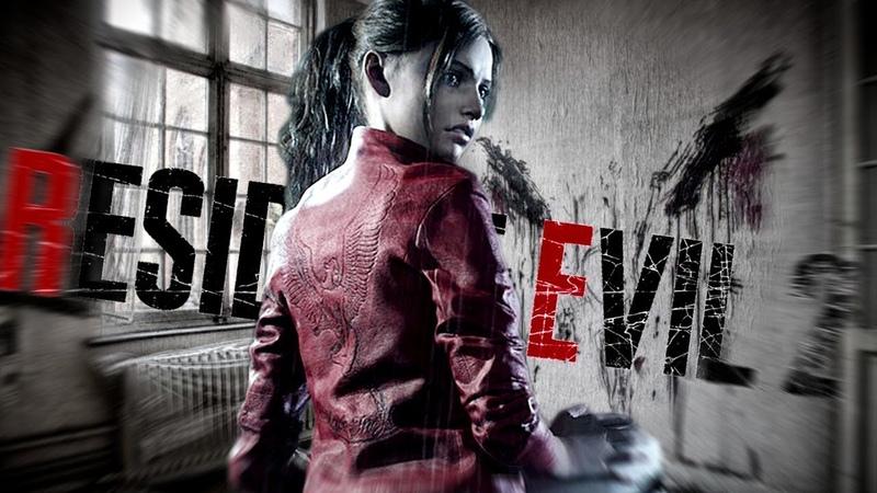ДЕРЬМО ИЛИ КРИПОВО? - Resident Evil 2 Remake (Буквально пару слов)