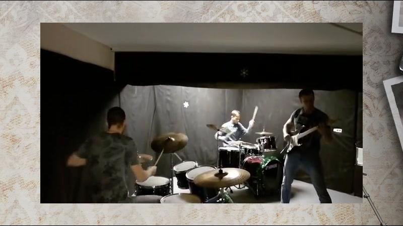 """Дружная команда """"Rock'n'Rolla"""" ждет тебя на ознакомительный урок по игре на барабанах"""