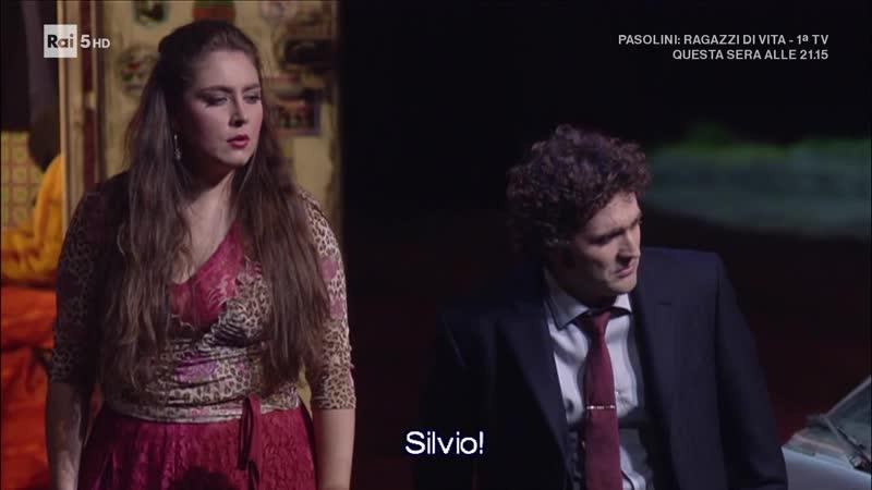 Teatro alla Scala - Ruggero Leoncavallo: Pagliacci (Милан, 20.01.2011)