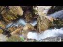 По пути к Гегскому водопаду