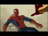 [DuBDraG ProJECT]Совершенный Человек-Паук:Паутинные Воины сезон 3 серия 5 (русская  озвучка){BZIKE}