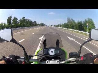 Kawasaki Versys 650/ZiZeR/МотоКраснодар