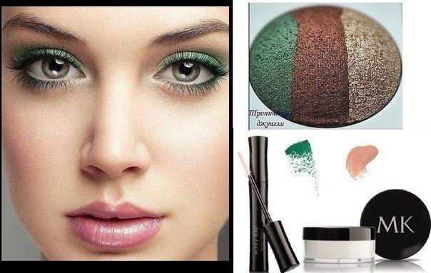 макияж от mary kay