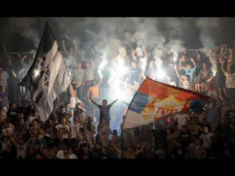Partizan Grobari - Mi Smo Ta Ekipa