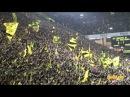 Dortmund - Wolfsburg 2-1 Mannschaft, Fans und Stadion gemeinsam zum Sieg