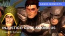 Игрофильм Injustice Gods Among us. Глава 8 - Бэтмен.