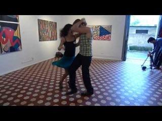 Sofia GP e Ricardo Ferreira - Improvisao Forr Baio in Lisbon Festival 2012 -II - YouTube