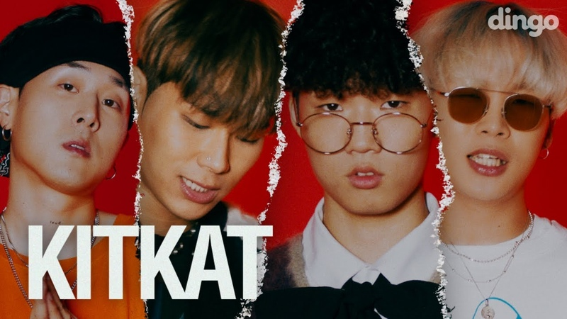 MV KITKAT Prod WOOGIE Woodie Gochild HAON Sik K pH 1 Official Video