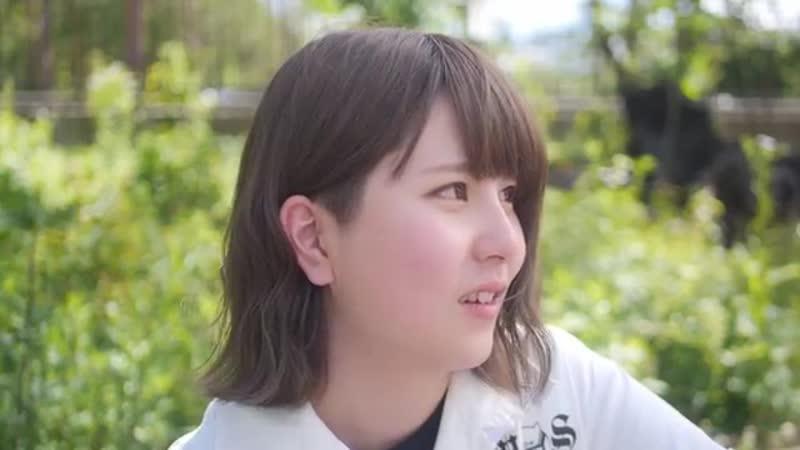 Super cute girl on motorcycle オートジャンボリー2019の様子と19歳バイク女子インタビュー