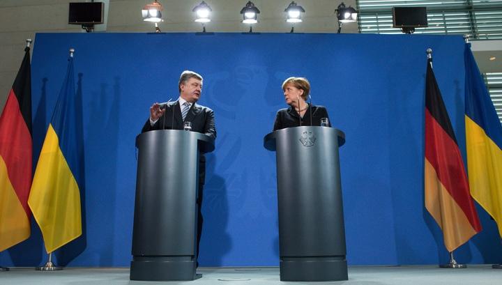 Вести.Ru: Порошенко и Меркель выразили соболезнования семьям погибших в Керчи