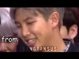 BTS speak English
