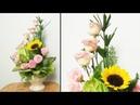 Flower Decoration Ideas HOW TO Design PINK ROSE FLOWER Arrangement 35