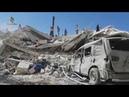 Страшный взрыв вИдлибе: убиты иранены 112боевиков ичленов ихсемей