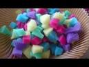 Слайм антистресс Slay antistress Слаим антистресс 🎁Слайм из разноцветных мехушек