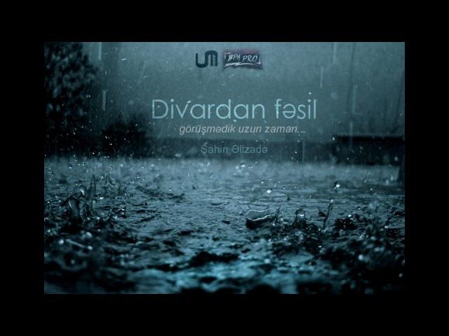 Şahin Əlizadə - Divardan fəsil (görüşmədik uzun zaman)