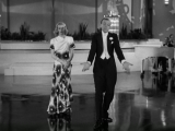 Ginger Rogers - They All Laughed at Christopher Columbus) Фред Астер и Джинджер Роджерс, эпизод в ХФ
