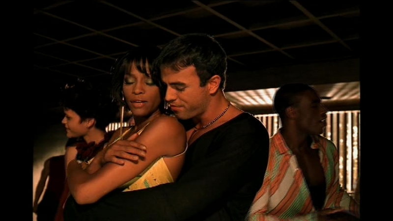 Whitney Houston Could I Have This Kiss Forever 2000