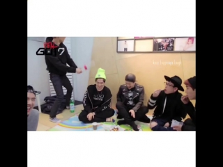 GOT7 Jackson Wang Истеричка😂