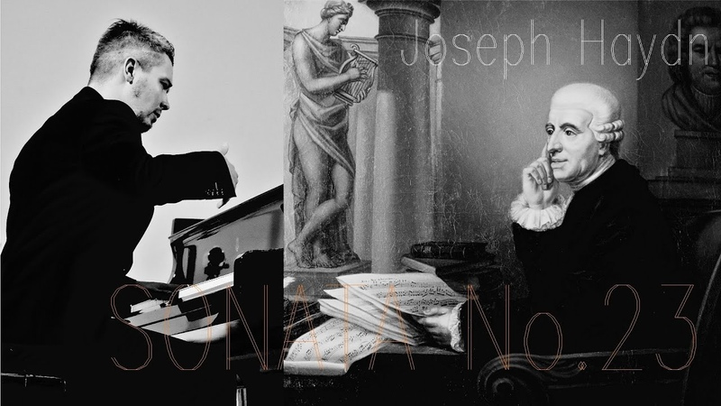 Joseph Haydn - Sonata in F major Hob.XVI23 27.11.2018 Dmitry Myachin (piano)