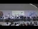 Образцово показательный оркестр Росгвардии дал первый концерт в рамках гастрольного тура по Республике Кипр