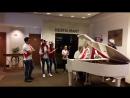 Перуанцы играют на пианино