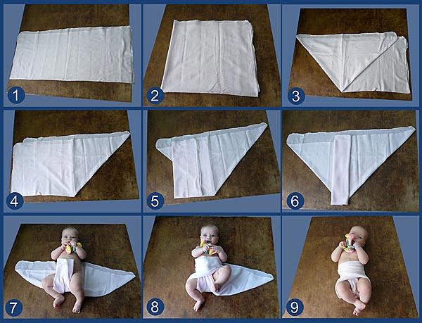 Что можно сделать для новорожденных своими руками