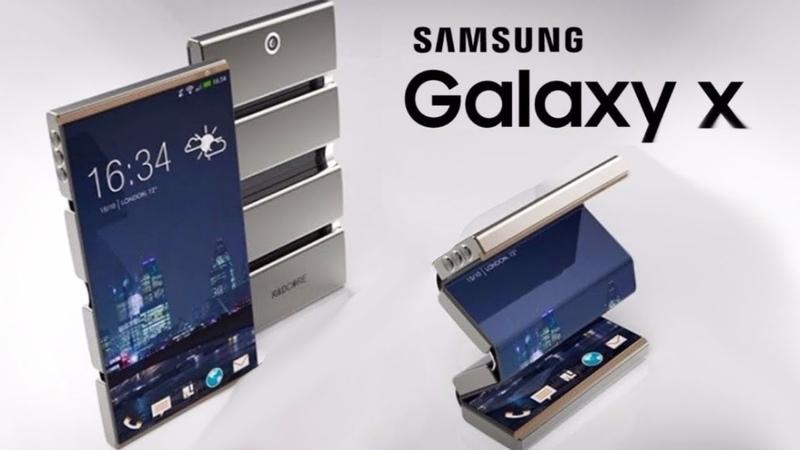 Гибкий Samsung Galaxy X за 2000$ Oppo Find X Новый iPhone за 2500 руб и Xiaomi Mi Max 3