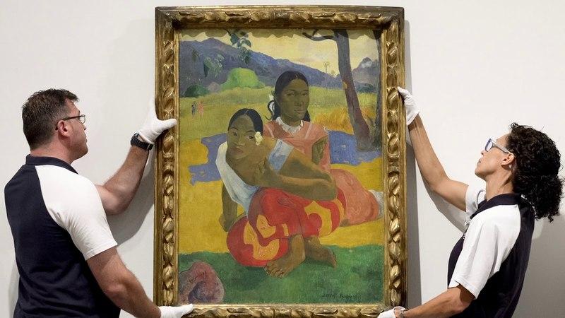 "Leonardo's ""Salvator Mundi"": Who Pays Millions for a Painting?"